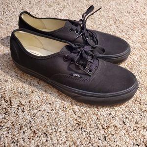 Vans Classic Era Lace Ups Black